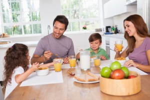 Breakfast and diabetes risk