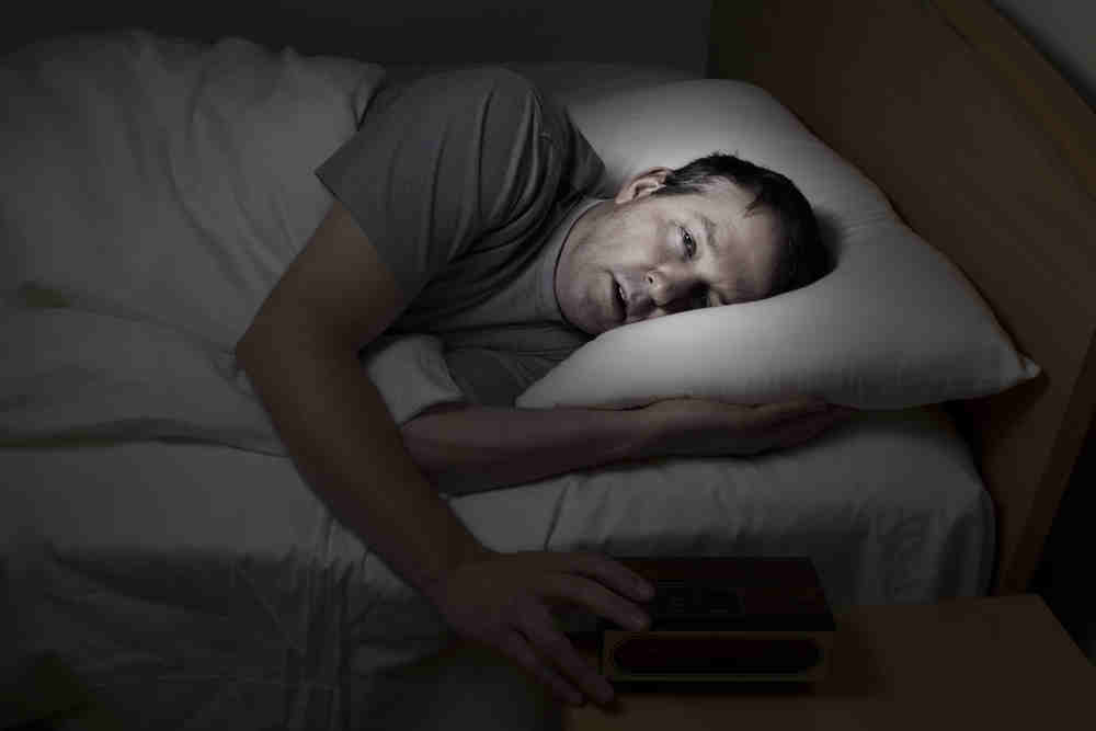 Military Personnel with Insomnia are at Risk for Type 2 Diabetes