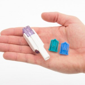 Afrezza® Inhaler with 8 unit and 4 unit cartridges of Afrezza (insulin human) Inhalation Powder. (http://www.multivu.com)