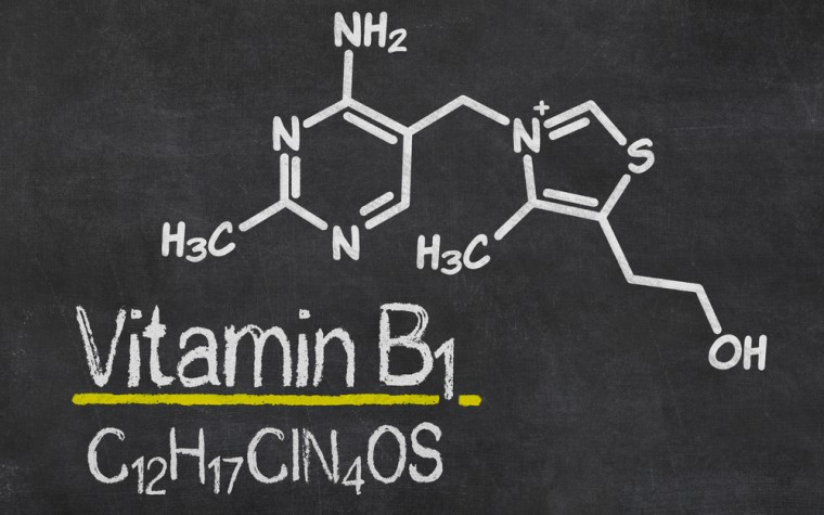diabetes and vitamin B1