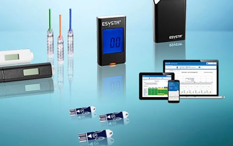 Esysta Smart Insulin Pen for Diabetes Supports Automatic Bluetooth Data Transfer