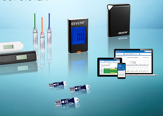 Esysta smart insulin pens
